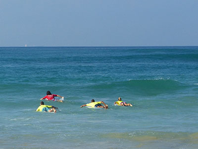 surf course prices