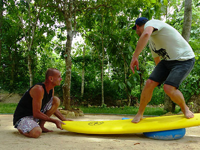 what's included at surf school sri lanka
