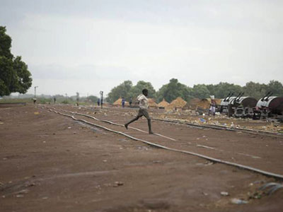 south sudan christian aid